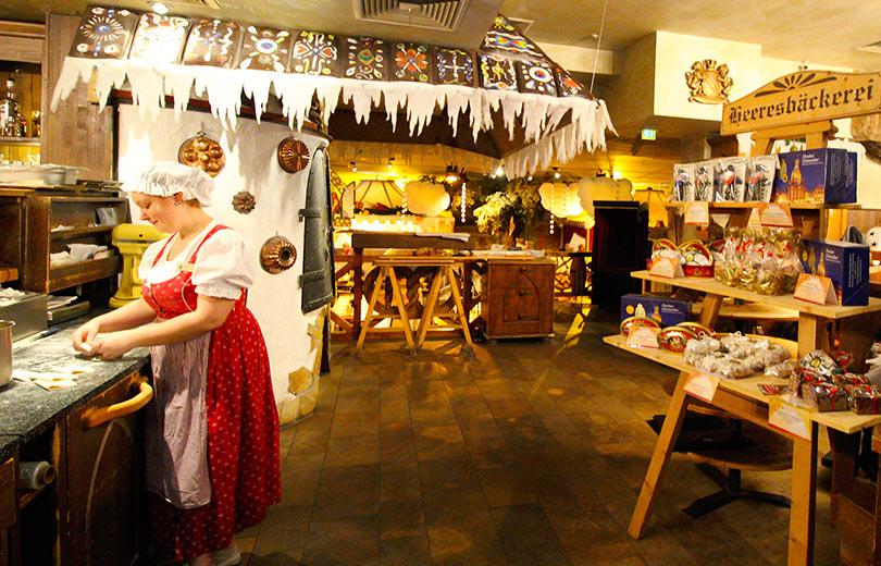 Weihnachtsstimmung zum Advent im Sophienkeller Dresden