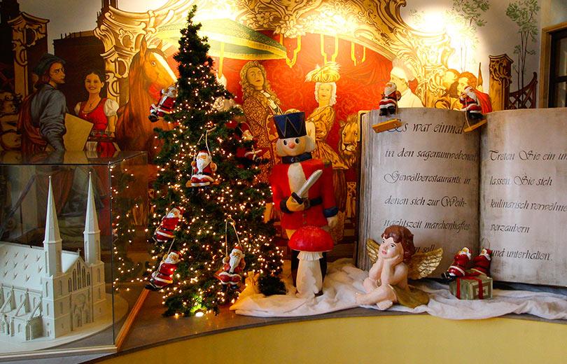 Bilder Von Weihnachten.Weihnachtsstimmung Zum Advent Im Sophienkeller Dresden